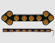 Warning light manufacturer wheeling illinois north american led specialty lighting sequencing and flashing light bars and arrows aloadofball Choice Image