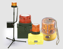 Battery Powered – Portable Warning Lights