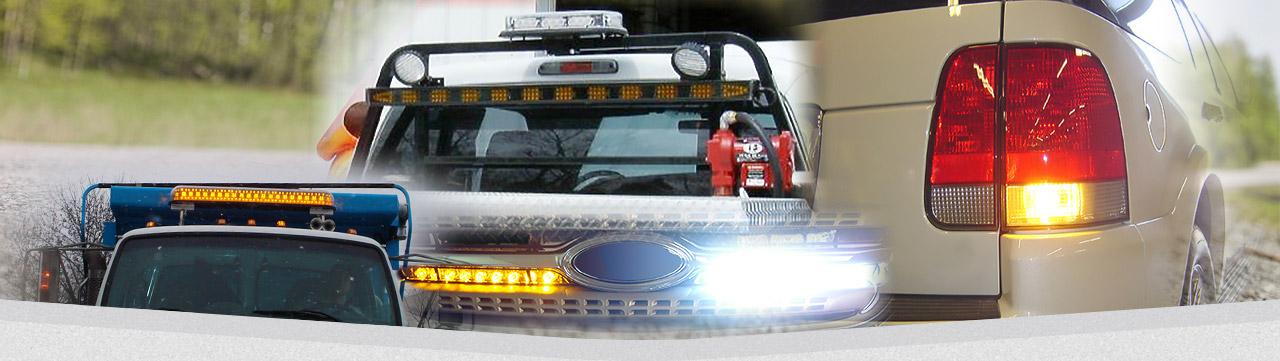 warning light manufacturer wheeling illinois north american